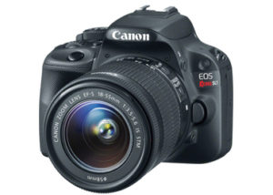 Canon EOS Rebel SL1 – For enthusiasts