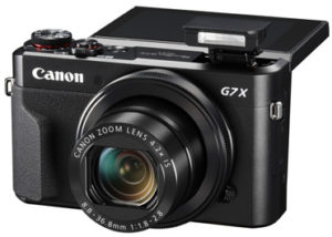 Canon Powershot G7X Mark II – A safe bet