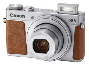 Canon Powershot G9X Mark II – great midrange camera