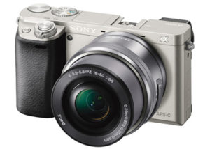Sony alpha a6000 with kit lens – Best Performance